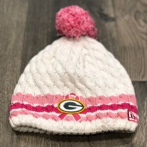 Green Bay Packers Breast Cancer Awareness Hat